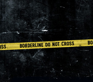 Borderline - do not cross